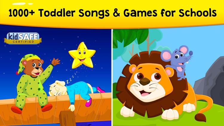 Kindergarten Games & Songs screenshot-0