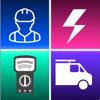 JZ Mobile LLC - Electrician Invoice & Estimate  artwork