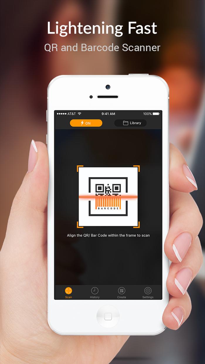 QR Scanner and Barcode Scanner Screenshot