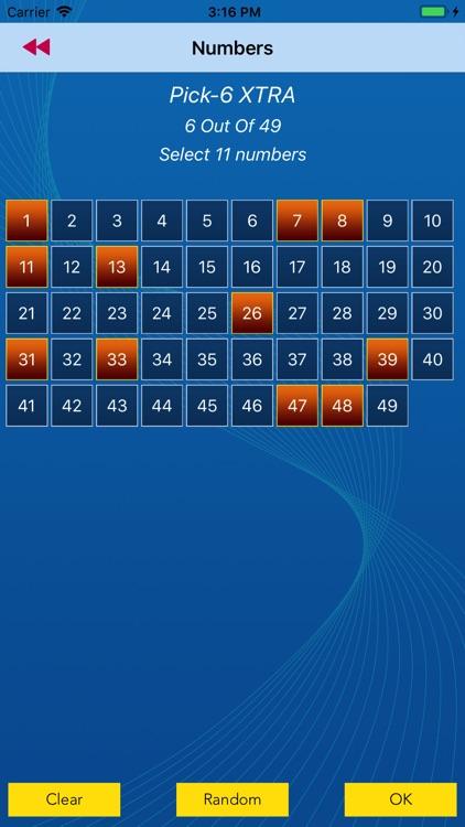 Lotto Wheels screenshot-3