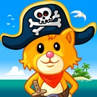juego de rompecabezas pirata para niños icon