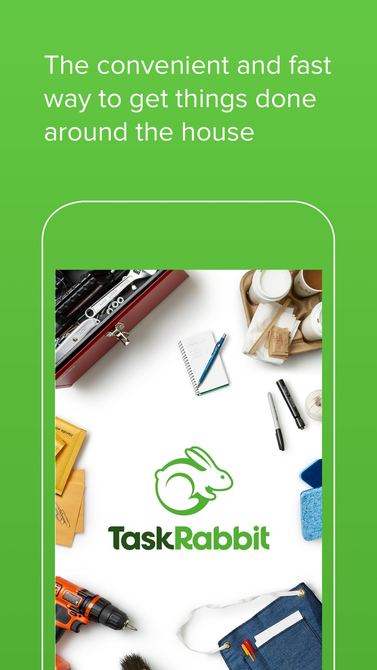 TaskRabbit - Handyman & More Screenshot
