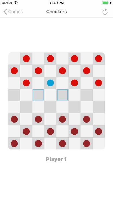 Gameboard & Repo screenshot two