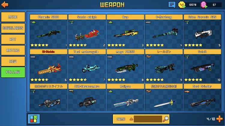 Cops N Robbers (FPS): 3D Pixel screenshot-5