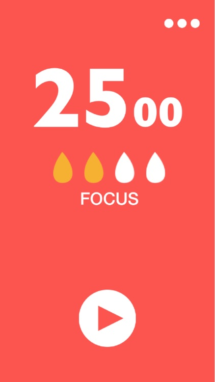 Pomodoro Focus Timer by Tianna Henry-Lewis