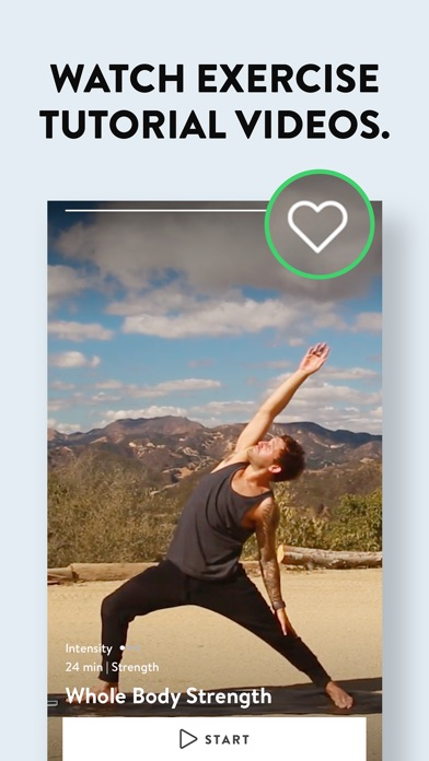 Asana Rebel: HIT Yoga Workouts app image