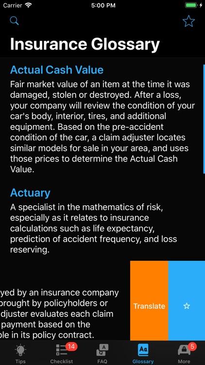Car Insurance App screenshot-9