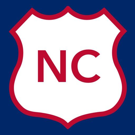 North Carolina Roads Traffic app for ipad