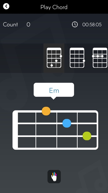 Tunefor Ukulele tuner & chords screenshot-9