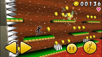 ジャンプでコイン 3D