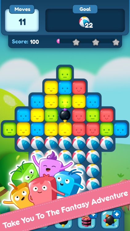 Candy Block Blast Puzzle - PRO screenshot-2