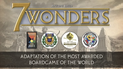 7 Wonders screenshot1