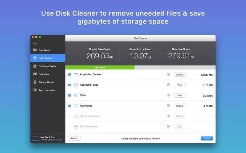 Disk Aid Screenshot