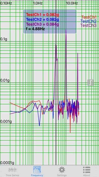 Vibration screenshot three