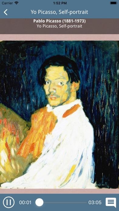 Picasso. Bleu et Rose screenshot 4