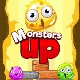 The jelly little monster jumps up - Fun Games