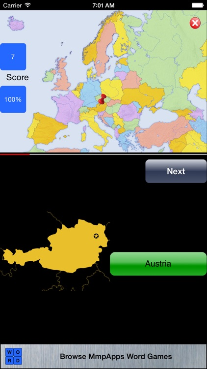 GeoEurope screenshot-1