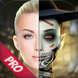 Halloween Makeup Photo Pro