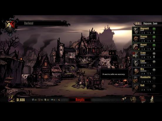 Игра Darkest Dungeon:Tablet Edition