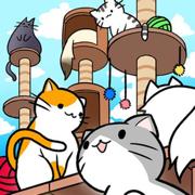 猫咪家族:撸猫猫公寓后院