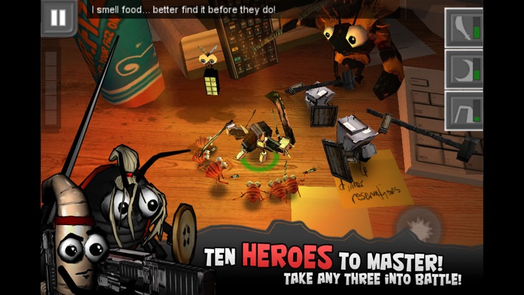 Bug Heroes screenshot-0