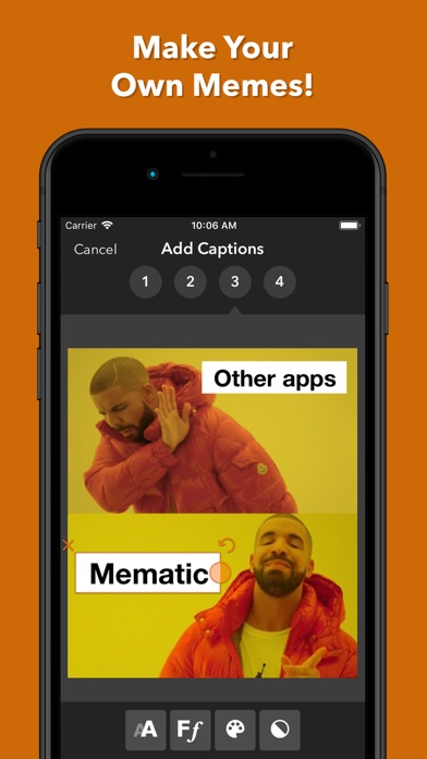 Download Mematic - The Meme Maker for Pc