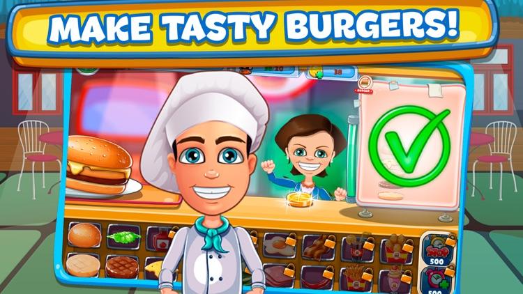 Cheeseburger Cooking Tycoon