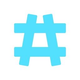 CacheTag - hashtag organizer