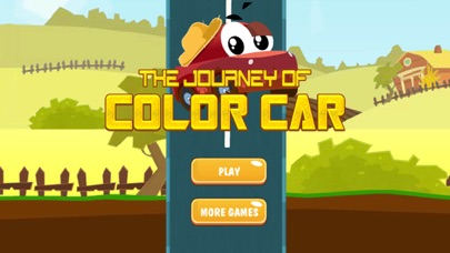 The Journey of Color Car screenshot one