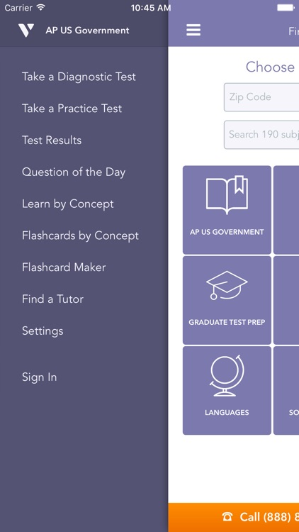AP US Government: Practice Tests and Flashcards