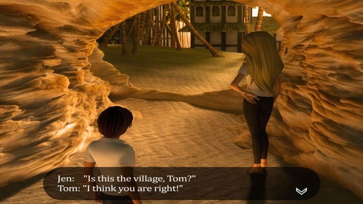 Stranded: Escape White Sands screenshot-3