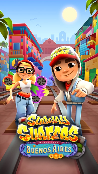 download Subway Surfers apps 4