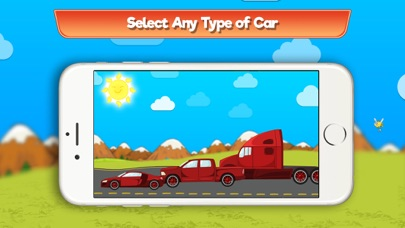 Alpi - Car Racing screenshot four
