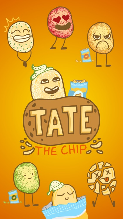 Tate the Chip