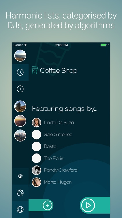 PlaceDj - Music For Business screenshot-2