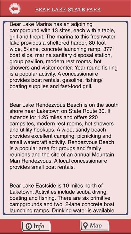 Utah - State Parks Guide screenshot-4