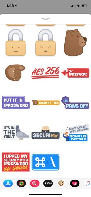 1Password - Password Manager Capture d'écran
