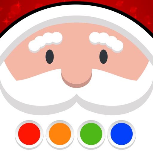 Coloring Your Santa