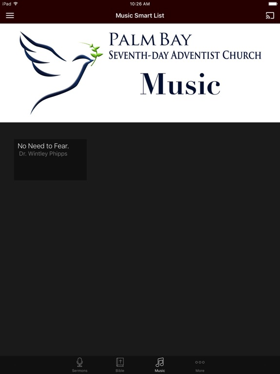 Palm Bay SDA Church App screenshot 6