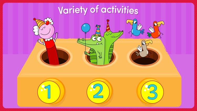 123 Games for toddlers - Full screenshot-3