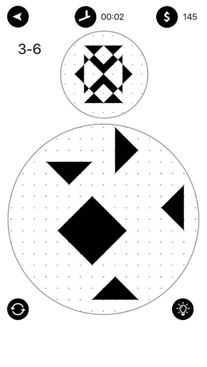 层叠拼图—层叠消除小游戏