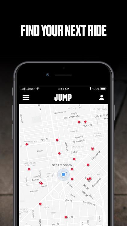 JUMP Bikes - Bike Share screenshot-4