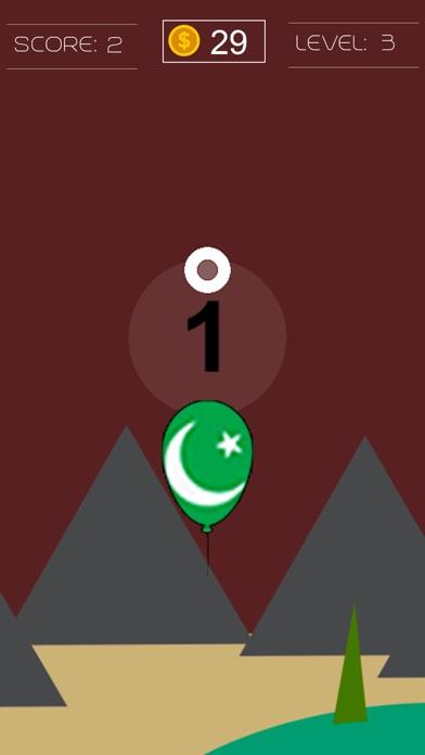 Hello Rising Balloons 2018 Screenshot on iOS
