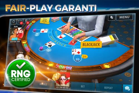 Blackjack 21: Blackjackist screenshot 1