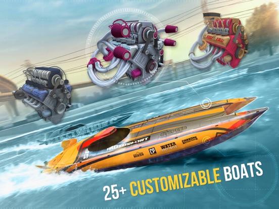 Top Boat: Racing GP Simulator screenshot 9