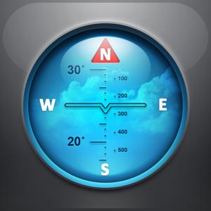 Commander Compass Lite Navigation app