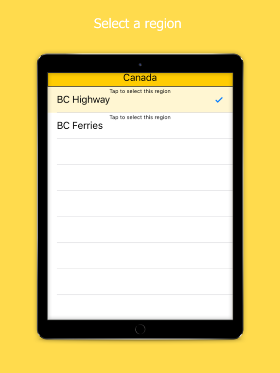 BC Highway | App Price Drops