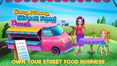Crazy Mommy Street Food Truck screenshot one