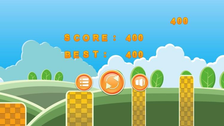跳跃小红龙-好玩的动作小游戏 screenshot-3