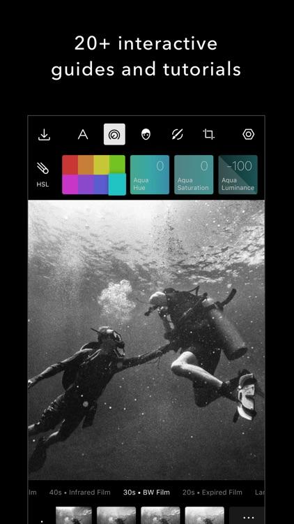 Polarr Photo Editor screenshot-3